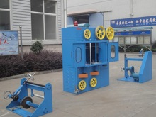 Mica taping machine for copper wire