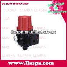 pressure controller for solar pumps
