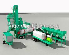 Super Mobile Asphalt Mixing Plant