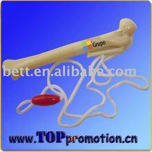 bone shape ball pen 19100406