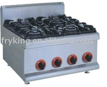 Table Top Gas Cooking Range