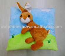 Top quality OEN accepted Super soft stuffed plush cushion