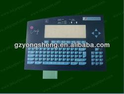 Imaje S8 Keyboard (classic) ENM 23970 for CIJ Inkjet Coding Printer