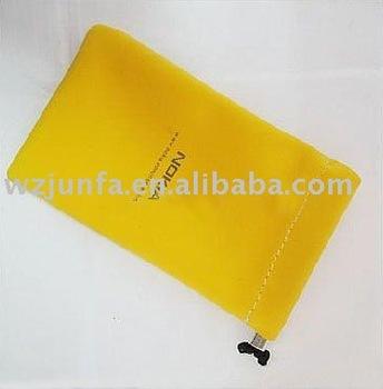 2013 12 inch by 16inch high quality velvet gift bag JF-VB80008