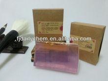 Natural transparent handmade essetial soap for girls