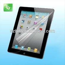 Ultra thin factory price anti glare screen protector for apple ipad 2 3 4