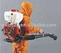 (5188) 2.13kw agricultura poeira névoa pulverizador, fazenda knapsack pulverizador do poder 26l, mochila do jardim da névoa do ventilador