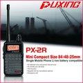 Mini px-2r precio bajo profesional de radio portátil