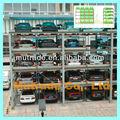 الصين 1 فئة mutrade الهيدروليكي رفع والانزلاق وقوف السيارات نظام لغز وقوف السيارات