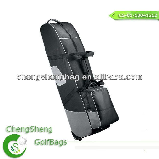 600D branded golf bag rain cover