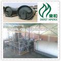 الاطارات المستعملة/ نظام متقطعة آلة إعادة تدوير المطاط