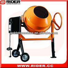 42gal 1hp electric cement pan concrete mixer