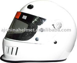 Fiberglass SNELL-FIA CMR 2007 Kids Helmet FF-C2