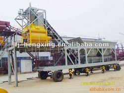 YHZS50 Movable Convenient Concrete Batching Plant