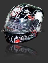 DOT/ECE 22.05 Motorcycle Full Face Helmet QK200A