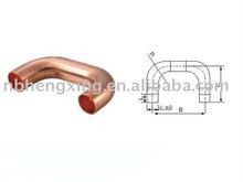 air conditioner copper tube supplier crossover copper bend