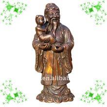 bronze statue,brass sculpture YL-K034