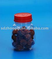 plastic jam jar
