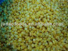 Sweet frozen corn