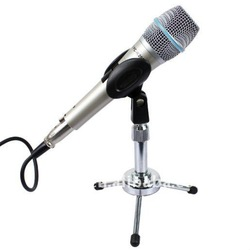 High Sensitivity Voice Family Recording Microphone&Computer Microphone
