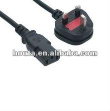 UK 3 Pin Power Plug