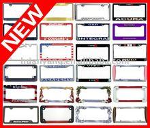 license plate frame wholesale