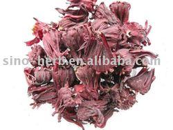Dried Chinese Roselle Flower Hibiscus Sabdariffa Meiguiqie Herb Tea