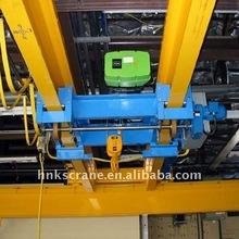 crane hoist 20tons Low Roof clearance Wirerope electric hoist