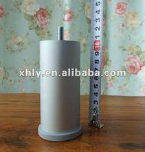 aluminium profiles of furniture legs