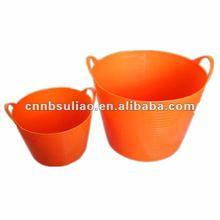 plastic flexible and portable garden tub, water garden tubs