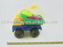 plastic beach sand molds toy car