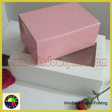2012 Paper bakery box