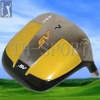Titanium Casting golf driver heads