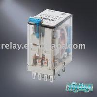 55.14 Relay/general purpose relay relays 12vdc 14 pin