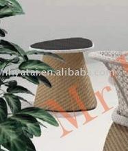 rattan furniture side table