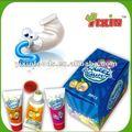 Chicle de la crema dental