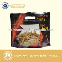 FDA safe Chicken bag with Zipper, Rotisserie Chicken Bags, Microwave Chicken bag