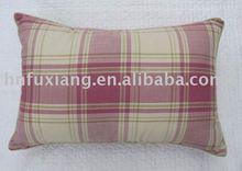 Guaranteed 100% good quality poly/cotton bolster cushion