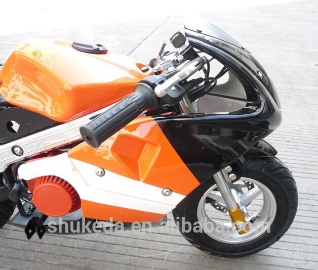 mini pocket bike gas motorcycle for kids