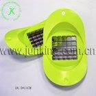 Colorful Plastic Apple and Potato Cutter