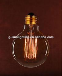 Vintage filament edison bulb