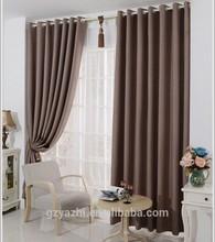 High Quality Luxury European Style Hotel Window Curtain
