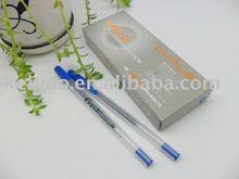 0.5mm Plastic Dark Blue Gel Pen Germany Pen Manufacturers