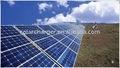 10000w generador de energía solar sistema construido- en el relé de corriente alterna/de salida de cc