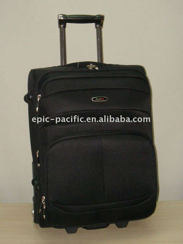 duffle bag travel luggage with laptop sleeve GM0786