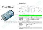 mini air pump for Beauty Equipment 6v12v/ 24v/3LPM(SC3201PM )