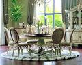 D062-44 style américain de haute qualité en bois massif meubles salle à manger