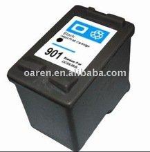 Compatible HP 901 Black Printer Ink Cartridge CC653AN for HP901
