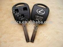 Auto remote key for Lexus 3 hole