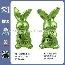 2013 Porcelain Easter Decorative Rabbit Decoration